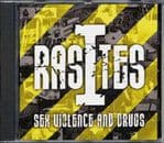 Rasites - Sex Violence And Drugs CD Ariwa Mad Professor