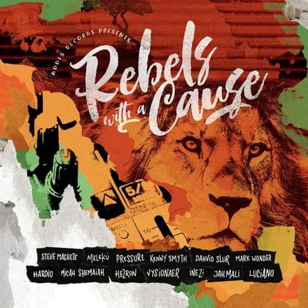Rebels with a Cause - Jamaica by Bus  (2LP) Addis Records