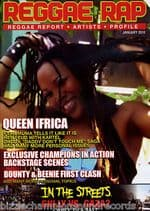 Reggae Rap - Volume 1: Queen Ifrica Reggie Stepper DVD