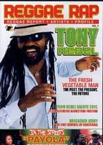 Reggae Rap - Volume 4 DVD Tony Rebel  Brigadier Jerry Interviews & Clips Etc