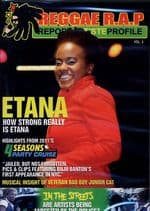 Reggae Rap - Volume 5 DVD Etana, Jr. Cat, Buju Banton, Etc. (Interviews, Videos & Clips)