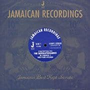 "Revolutionaries - 2 Bad Bull Inna Dub 10"" Jamaican Recs"