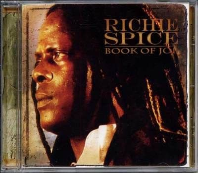 Richie Spice - Book Of Job CD ESSENTIAL NEW VP RELEASE