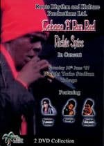 Richie Spice In Concert - Tobago A Run Red 2x DVD 2007