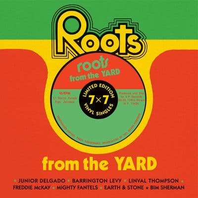 Roots From The Yard (7x7