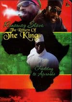 Runaway Slave - The Return Of The Kings DVD Sizzla