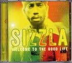 Sizzla - Welcome To The Good Life CD NEW KALONJI VP