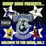 Snoop Doggy Style Allstars Welcome To Tha House vol1 CD