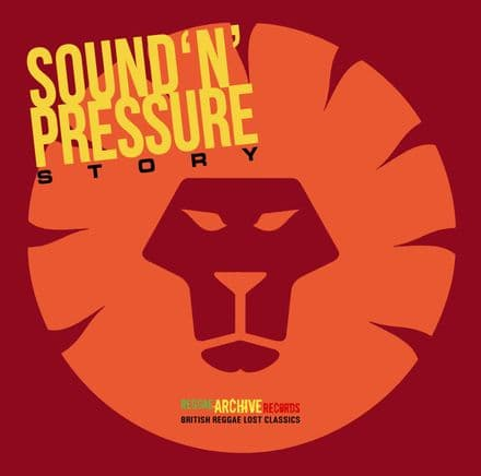 Sound N Pressure Story - Various Artists CD Reggae Archive Records