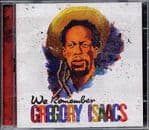 Tarrus Riley Gyptian - We Remember Gregory Isaacs CD VP