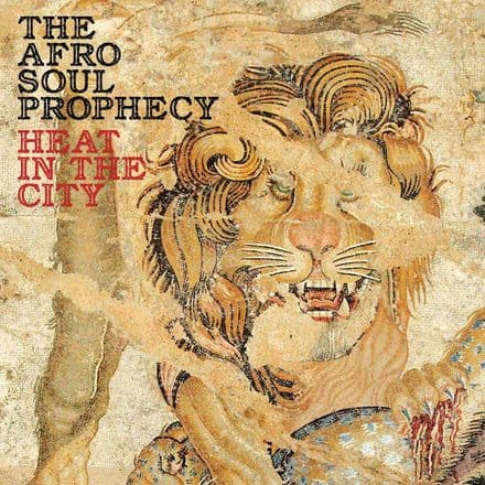 The Afro Soul Prophecy - Heat In The City LP Schema