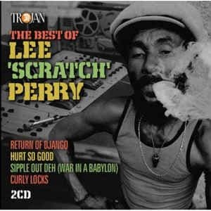 The Best Of Lee 'Scratch' Perry CD Trojan Records