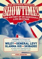 The Heatwave Presents SHOWTIME The History Of UK Dancehall Live On Stage DVD