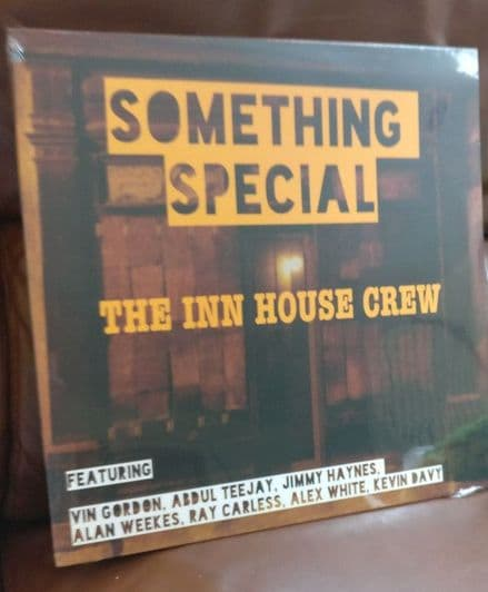 The Inn House Crew - Something Special LP Room In The Sky