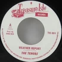 The Tennors - Weather Report / Hopeful Village 7