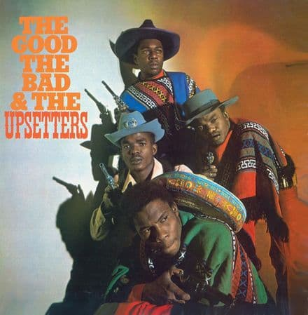 The Upsetters - The Good, The Bad and The Upsetters CD Trojan Records
