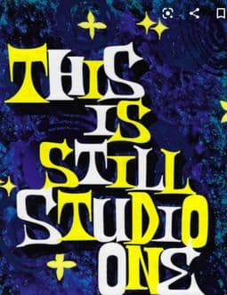 This Is Still Studio One BOOK Stitchie Punch