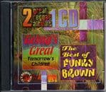 Tomorrow's Children - Going's Great + Funky Brown - Best Of Funky Brown CD