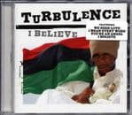 Turbulence - I Believe CD New Sealed M Records Twilight Circus Roots Dub