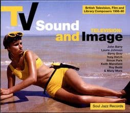 TV Sound And Image: British Television, Film And Library Composers 1956-1980 (2 CD) Soul Jazz