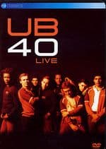 UB40 - Live 1982 DVD CUTOUT NEW SEALED REGIONS 1 & 4