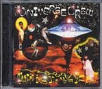Universe Crew - What's Inside Your Afro? CD Green Tea