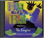 V/A - Best Of The Best Vol 3 - The Singers CD