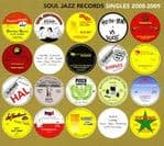 V/A - Soul Jazz Records Singles 2008-2009 3xCD Dubstep