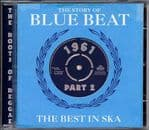 V/A - The Story Of Blue Beat - The Best In Ska 1961 Part 2 2xCD NEW Sunrise