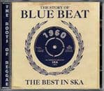 V/A - The Story Of Blue Beat The Best Of Ska 2CD NEW
