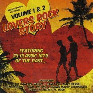 Various Artists - Lovers Rock Story Vol.1 & 2 2xCD RADS