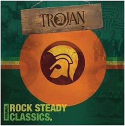 Various Artists - Original Rock Steady Classics LP Trojan