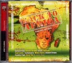 Various - Back To Africa CD  New Sealed Daweh Congo Sizzla Luciano Garnett Silk