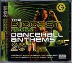 Various - Biggest Ragga Dancehall Anthems 2011 CD NEW DANCEHALL GREENSLEEVES