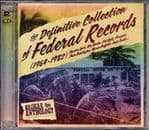 Various - Definitive Collection Of Federal Records 2CD