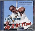 Vybz Kartel - More Up 2 Di Time CD Greensleeves NEW MINT SEALED Bashment 2004