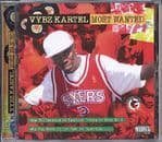Vybz Kartel - Most Wanted  CD Greensleeves LABEL NEW SEALED