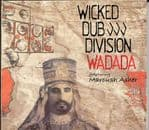 Wicked Dub Division & Marcush Asher - Wadada CD New Sealed 2011 Dub Roots