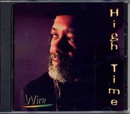 Wire - High Time CD 1992 NEW Shocking Vi
