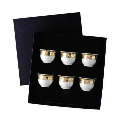 Versace Prestige Gala 6 cups small without handles