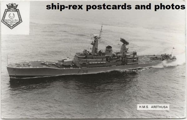 ARETHUSA (1965, Royal Navy) photo