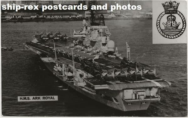 ARK ROYAL (1955b, Royal Navy) photo