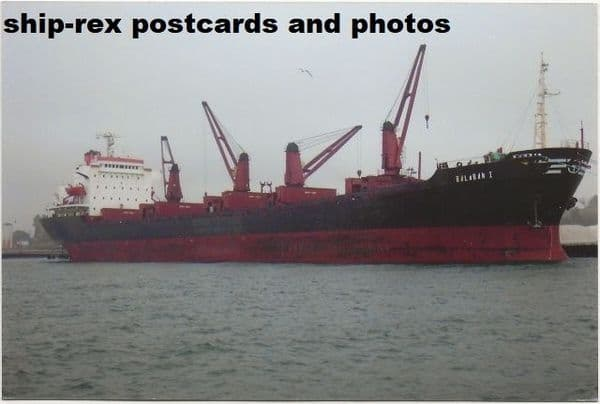 BALABAN 1 (bulk carrier) photo