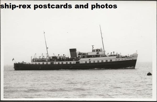 BALMORAL (1949a, Red Funnel) photo (d)