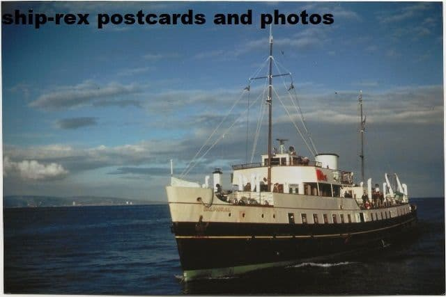 BALMORAL (1949f, Waverley Excursions) photo (d)