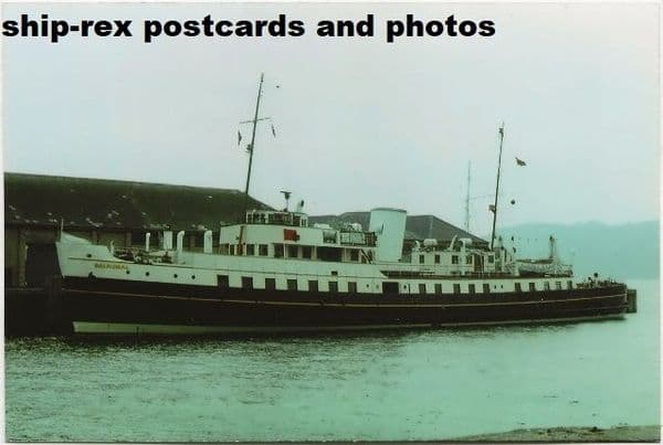 BALMORAL (1949f, Waverley Excursions) photo (e)