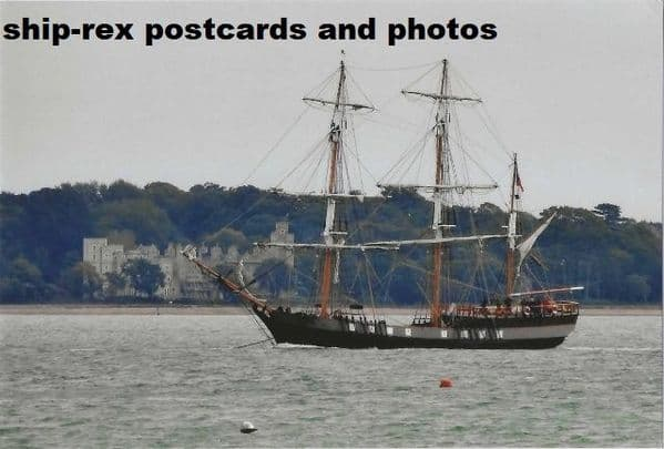 EARL OF PEMBROKE (barque) - photograph