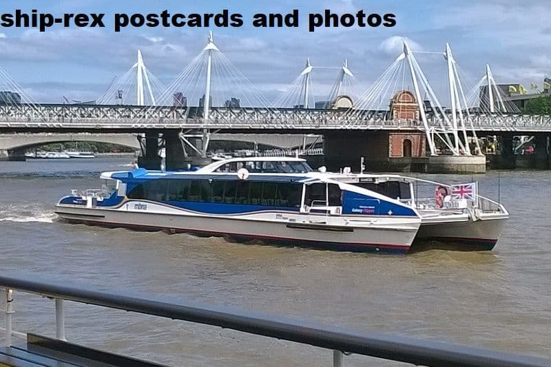 GALAXY CLIPPER (Thames Clippers)