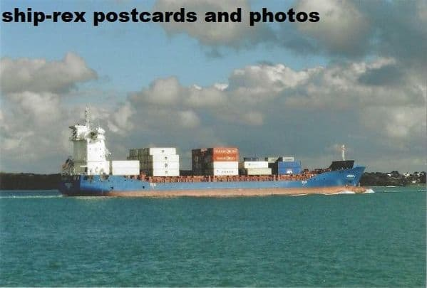 HERCULES J (container ship) photo