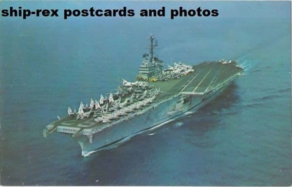 INDEPENDENCE 1959, US Navy) postcard